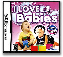 I Love Babies DS cover (YJLE)