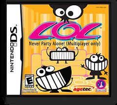 L.O.L. DS cover (YK6E)
