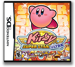 Kirby Super Star Ultra DS cover (YKWE)