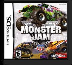 Monster Jam DS cover (YMOE)