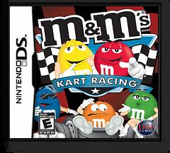M&M's - Kart Racing DS cover (YMZE)