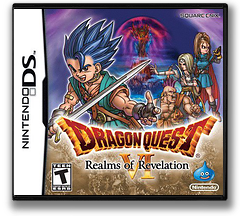 Dragon Quest VI - Realms of Revelation DS cover (YVIE)