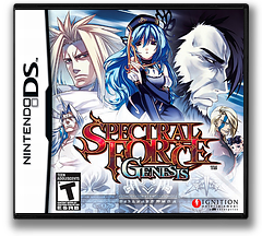 Spectral Force - Genesis DS cover (YW4E)
