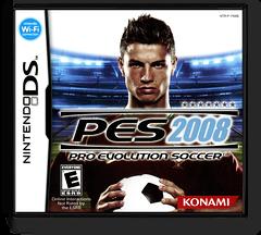 Pro Evolution Soccer 2008 DS cover (YW8E)