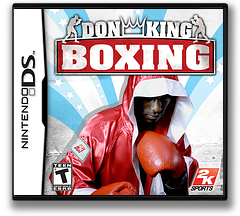 Don King Boxing DS cover (YWKE)