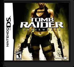Tomb Raider - Underworld DS cover (YX8E)