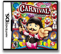 Carnival Games DS cover (YYCE)