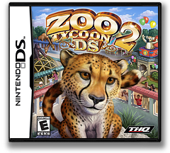 Zoo Tycoon 2 DS DS cover (YZTE)