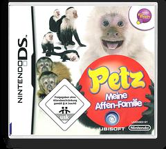 Petz - Meine Affen-Fanilie DS cover (CM8P)
