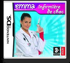 La Vie d'Emma - Infirmiere de Choc DS cover (CEEF)