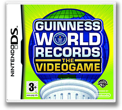 Guinness World Records - The Videogame DS cover (CGNP)