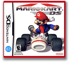 Mario Kart DS DS cover (AMCE)