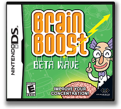 Brain Boost - Beta Wave DS cover (AUIE)