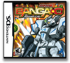 Bangai-O Spirits DS cover (AY6E)
