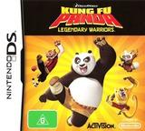 Kung Fu Panda - Legendary Warriors DS cover (CKFP)