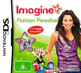Imagine - Fashion Paradise DS cover (VIFV)