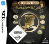 Professor Layton and the Curious Village DS cover (A5FP)