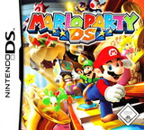 Mario Party DS DS cover (A8TP)