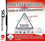 Practise English! DS cover (ANHP)
