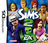 The Sims 2 DS cover (ASJP)