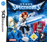 Spectrobes DS cover (ASUP)