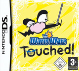 WarioWare - Touched! DS cover (AZWP)