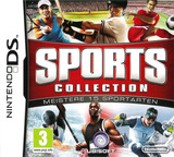 Sports Collection DS cover (B2UP)