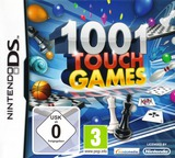 1001 Touch Games DS cover (B8KD)