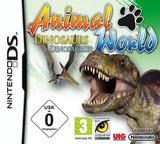Animal World - Dinosaurs DS cover (BAWP)
