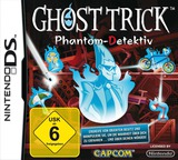 Ghost Trick - Phantom Detective DS cover (BGTP)