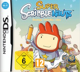 Super Scribblenauts DS cover (BH2X)