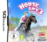 Horse Life 3 DS cover (BH3P)