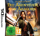 The Lord of the Rings - Aragorn's Quest DS cover (BLPP)