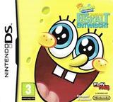 SpongeBob - SpongeBob's Eiskalt Entwischt DS cover (BSOP)