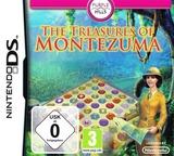The Treasures of Montezuma DS cover (BTQP)