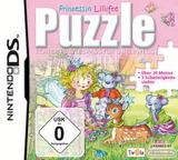 Prinzessin Lillifee Puzzle - Echter Puzzlespass für Unterwegs DS cover (BZLP)