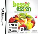 Besser Essen - Leben Leicht Gemacht DS cover (C26D)