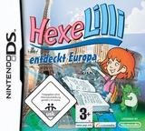 Hexe Lilli Entdeckt Europa DS cover (C6LD)
