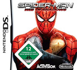 Spider-Man - Web of Shadows DS cover (CS5P)
