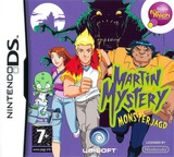 Martin Mystery - Monster Invasion DS cover (CTYP)