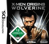 X-Men Origins - Wolverine DS cover (CWUP)