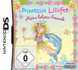 Prinzessin Lillifee - Meine Liebsten Freunde DS cover (CYLP)