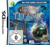 Hidden Expedition - Titanic DS cover (THEP)