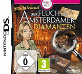 Youda Legend - The Curse of the Amsterdam Diamond DS cover (VYGP)