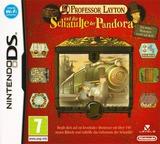 Professor Layton und die Schatulle der Pandora DS cover (YLTD)