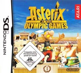 Asterix bei den Olympischen Spielen DS cover (YRZP)
