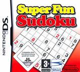 Super Fun Sudoku DS cover (YUSP)