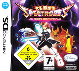 Spectrobes: Jenseits der Portale DS cover (YV4P)