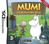 Mumi og de mystiske skrig DS cover (CULX)
