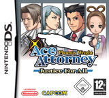 Phoenix Wright - Ace Attorney - Justice for All DS cover (A2GP)